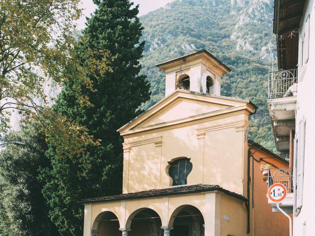 Il matrimonio di Michele e Gaia a Lecco, Lecco 42