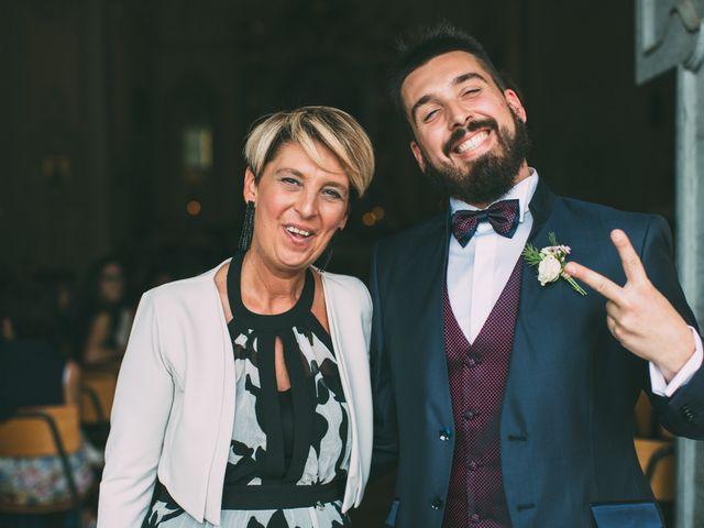 Il matrimonio di Michele e Gaia a Lecco, Lecco 44