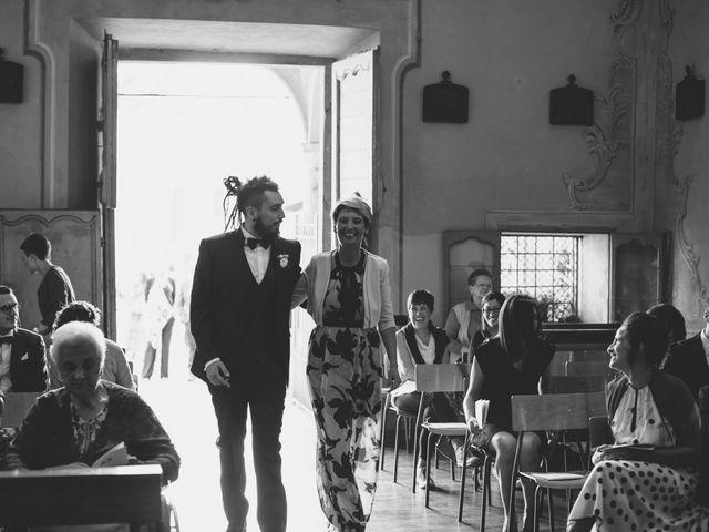 Il matrimonio di Michele e Gaia a Lecco, Lecco 45