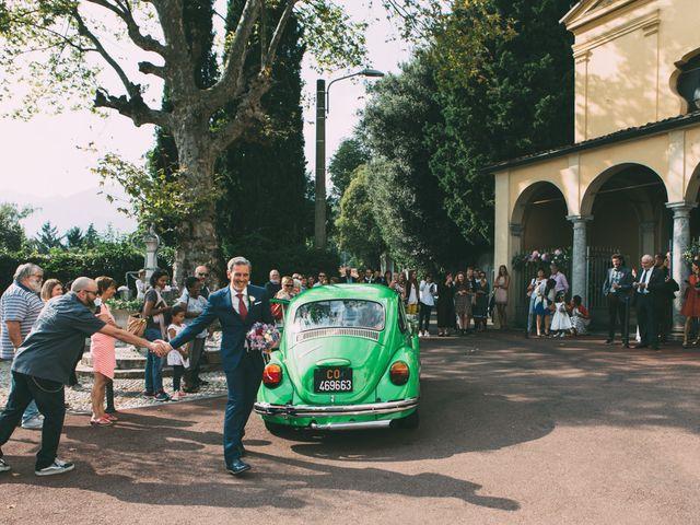 Il matrimonio di Michele e Gaia a Lecco, Lecco 49
