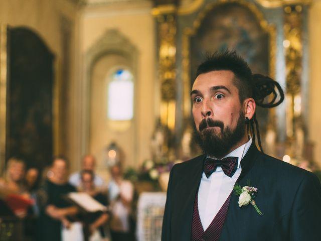 Il matrimonio di Michele e Gaia a Lecco, Lecco 50
