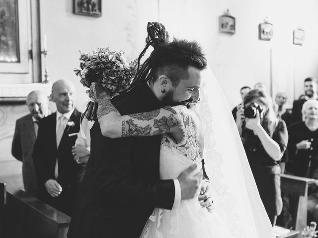 Il matrimonio di Michele e Gaia a Lecco, Lecco 54