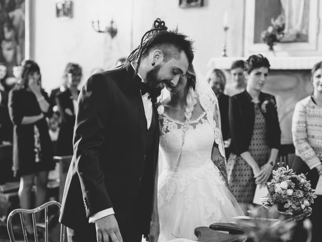 Il matrimonio di Michele e Gaia a Lecco, Lecco 55
