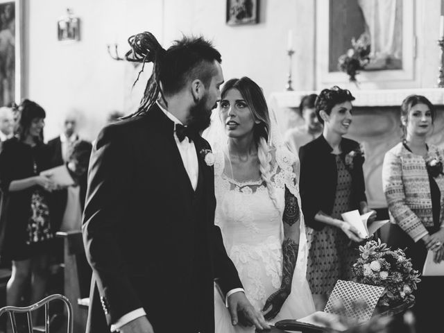 Il matrimonio di Michele e Gaia a Lecco, Lecco 56
