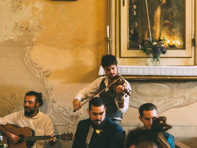 Il matrimonio di Michele e Gaia a Lecco, Lecco 62