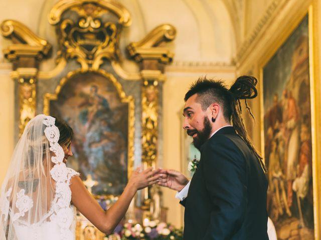 Il matrimonio di Michele e Gaia a Lecco, Lecco 63