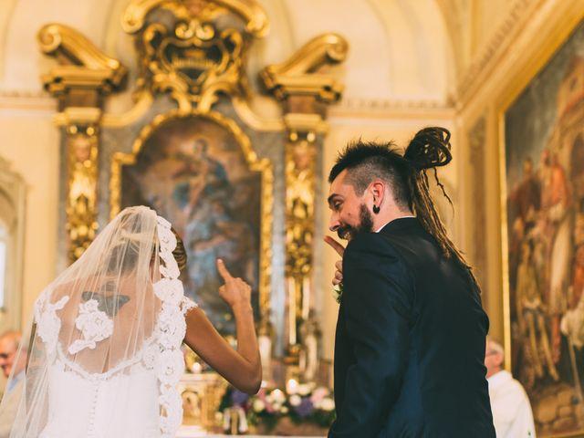 Il matrimonio di Michele e Gaia a Lecco, Lecco 64