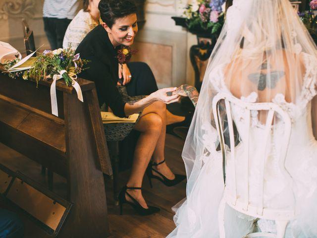 Il matrimonio di Michele e Gaia a Lecco, Lecco 65