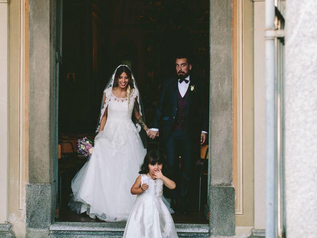 Il matrimonio di Michele e Gaia a Lecco, Lecco 66
