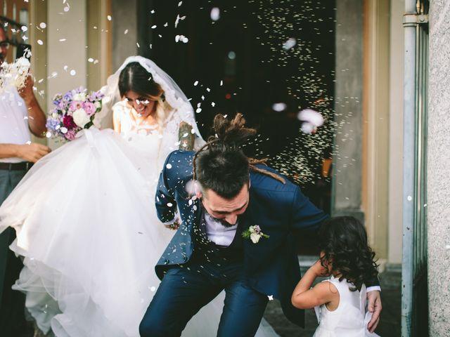 Il matrimonio di Michele e Gaia a Lecco, Lecco 67