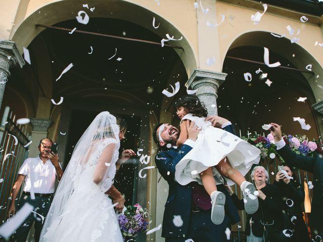 Il matrimonio di Michele e Gaia a Lecco, Lecco 69