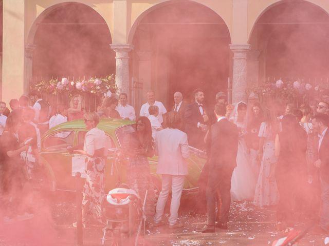 Il matrimonio di Michele e Gaia a Lecco, Lecco 71