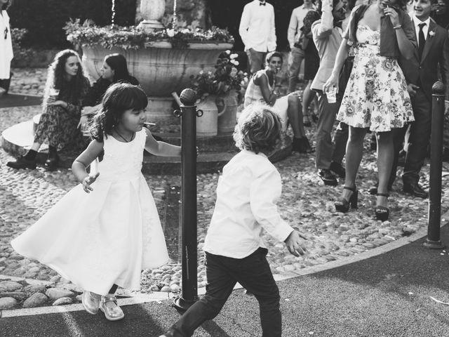 Il matrimonio di Michele e Gaia a Lecco, Lecco 74