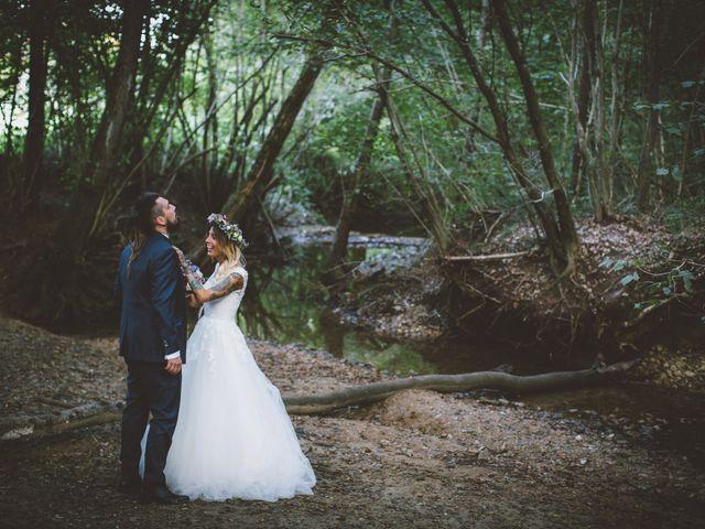 Il matrimonio di Michele e Gaia a Lecco, Lecco 75