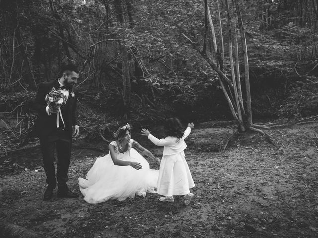 Il matrimonio di Michele e Gaia a Lecco, Lecco 78