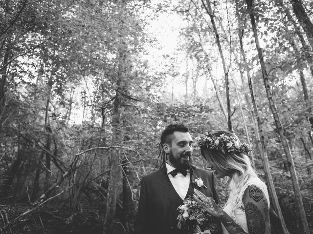 Il matrimonio di Michele e Gaia a Lecco, Lecco 81