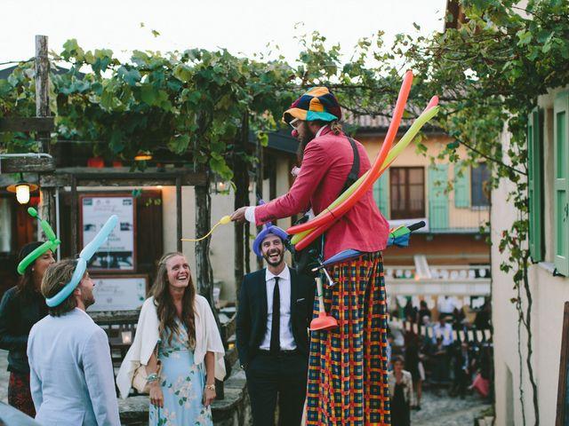 Il matrimonio di Michele e Gaia a Lecco, Lecco 87