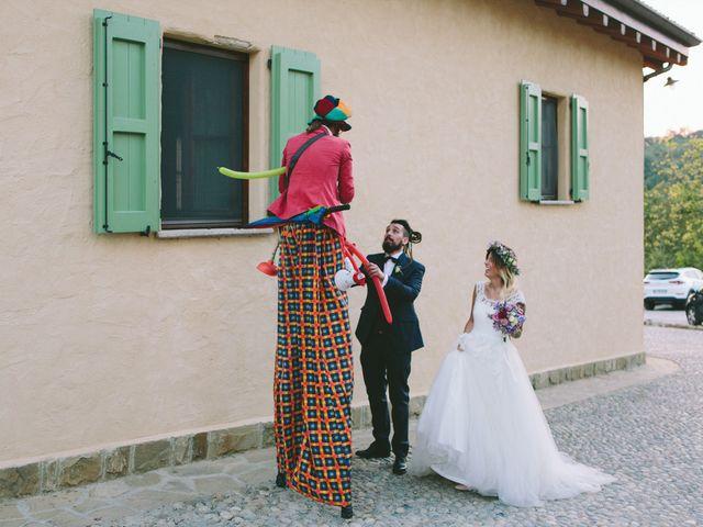 Il matrimonio di Michele e Gaia a Lecco, Lecco 88