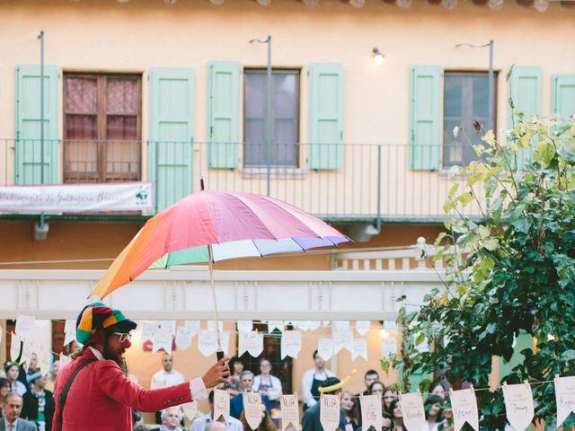Il matrimonio di Michele e Gaia a Lecco, Lecco 91