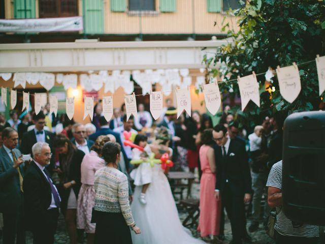 Il matrimonio di Michele e Gaia a Lecco, Lecco 92