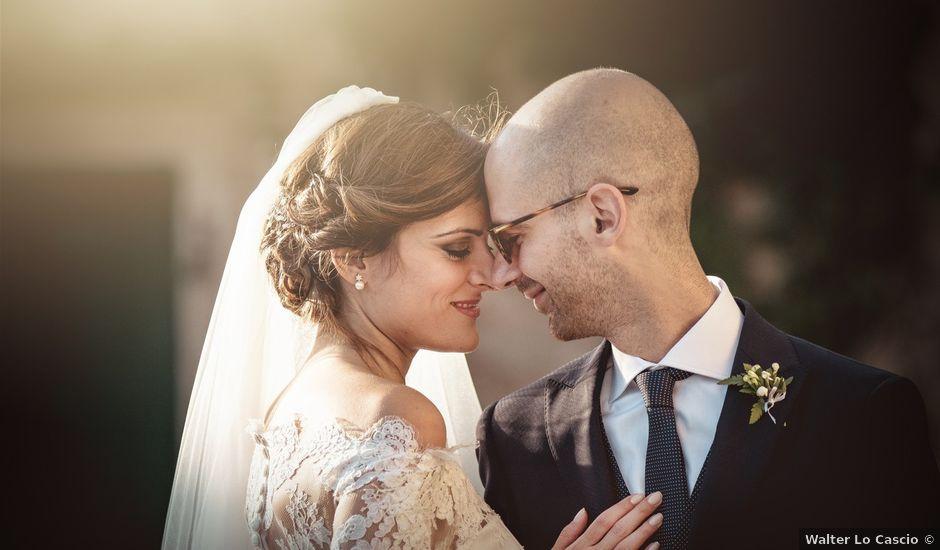 Il matrimonio di Massimo e Maria a Caltanissetta, Caltanissetta