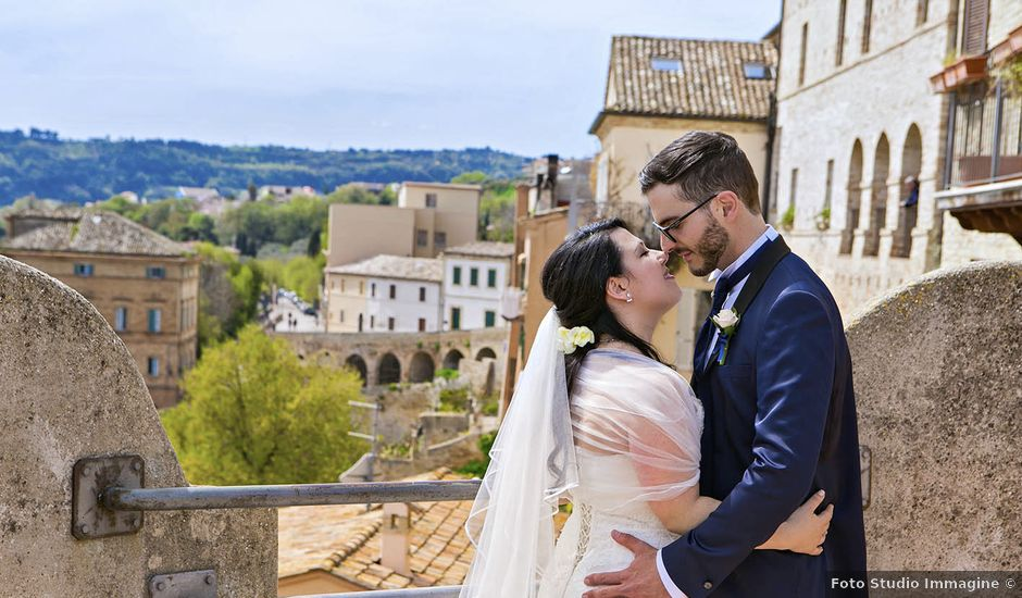 Il matrimonio di Armando e Martina a Grottammare, Ascoli Piceno