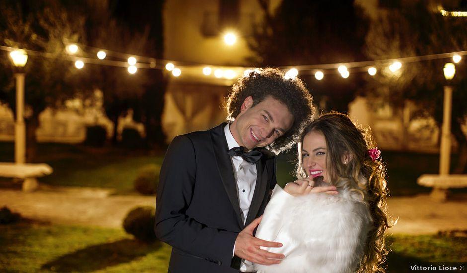 Il matrimonio di Gianluca e Daniela a Lucera, Foggia
