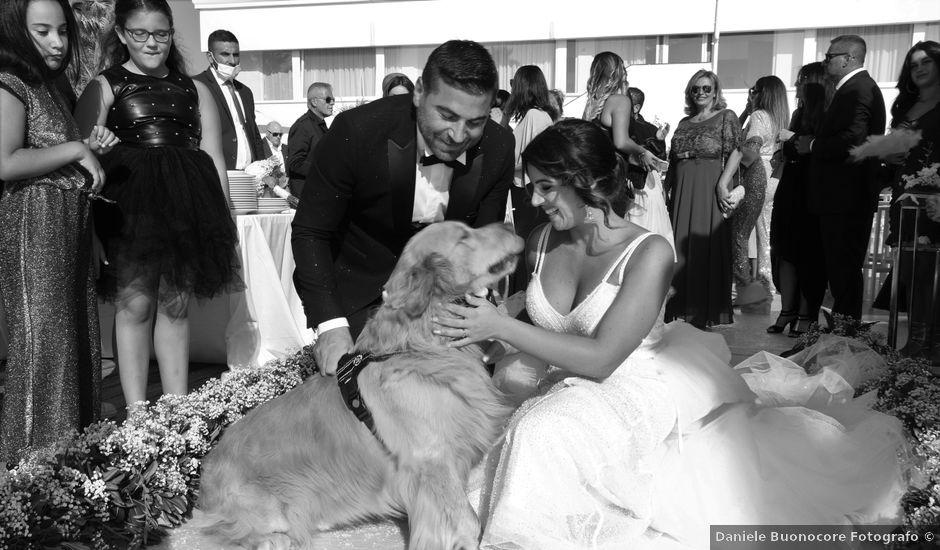 Il matrimonio di Dora e Fausto a Bacoli, Napoli