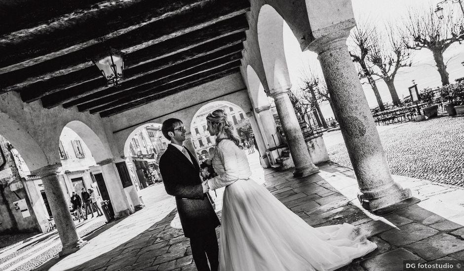 Il matrimonio di Matteo e Francesca a Orta San Giulio, Novara