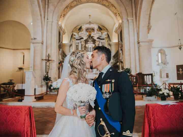 Le nozze di Vittoria e Marco