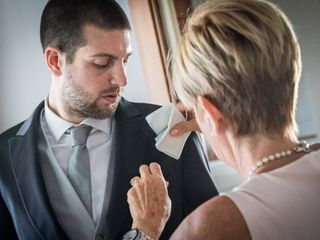 Le nozze di Camilla e Luca 1