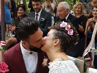 Le nozze di Martina e Fabio 1