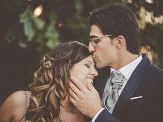 Le nozze di Esmy e Tony