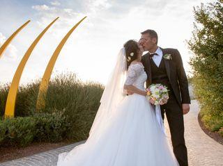 Le nozze di Victoria e Jacopo