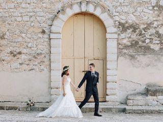 Le nozze di Maria Giovanna e Ignazio