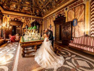 Le nozze di Veronica e Michele