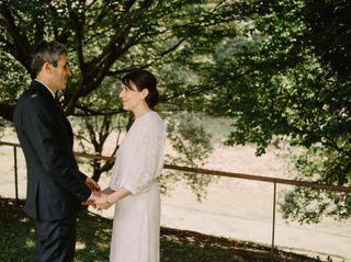 Le nozze di David e Nadia