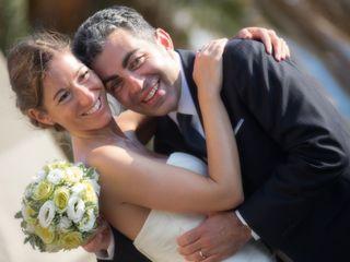 Le nozze di Antonio e Cristiana