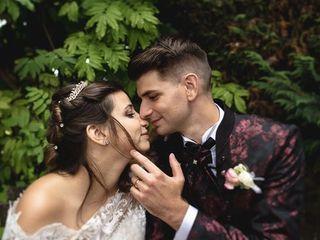 Le nozze di Corinne e Alex 1
