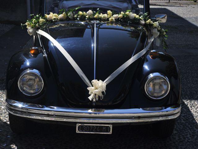 Il matrimonio di Davide e Claudia a Lonate Pozzolo, Varese 1