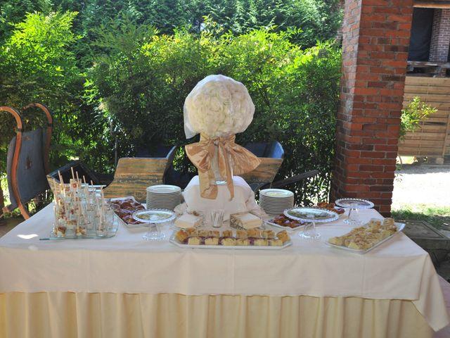 Il matrimonio di Davide e Claudia a Lonate Pozzolo, Varese 3