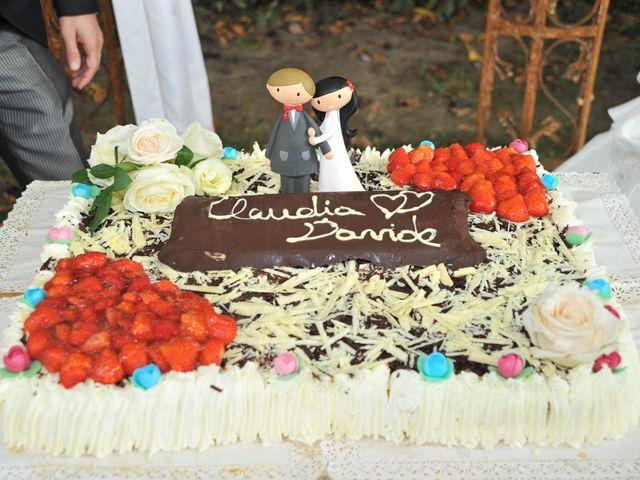 Il matrimonio di Davide e Claudia a Lonate Pozzolo, Varese 6