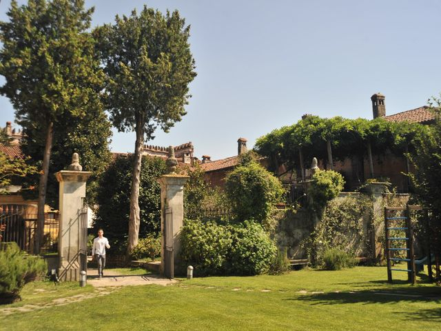 Il matrimonio di Davide e Claudia a Lonate Pozzolo, Varese 15