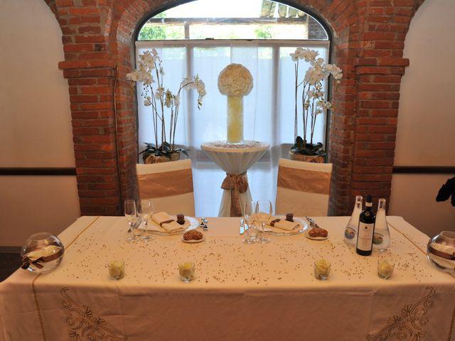 Il matrimonio di Davide e Claudia a Lonate Pozzolo, Varese 19