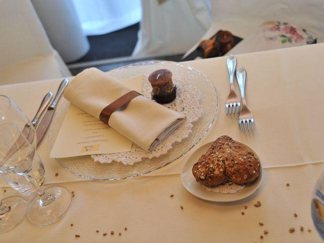 Il matrimonio di Davide e Claudia a Lonate Pozzolo, Varese 20