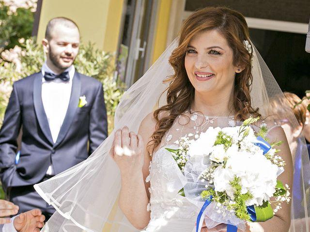 Il matrimonio di Michele e Clarissa a San Benedetto del Tronto, Ascoli Piceno 25