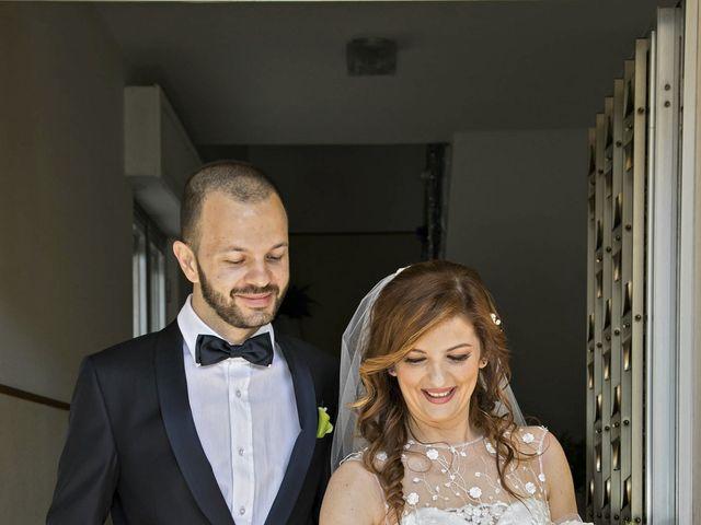 Il matrimonio di Michele e Clarissa a San Benedetto del Tronto, Ascoli Piceno 26
