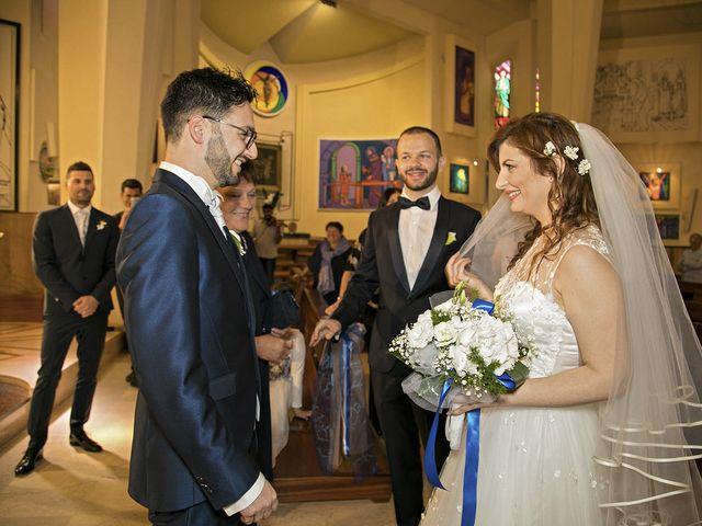 Il matrimonio di Michele e Clarissa a San Benedetto del Tronto, Ascoli Piceno 28