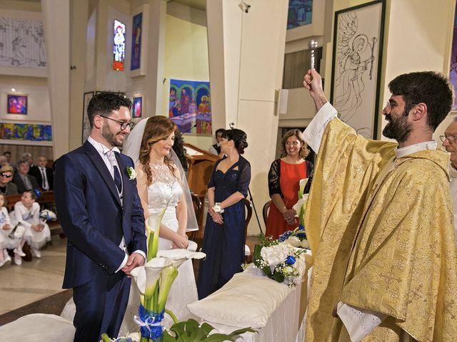 Il matrimonio di Michele e Clarissa a San Benedetto del Tronto, Ascoli Piceno 29