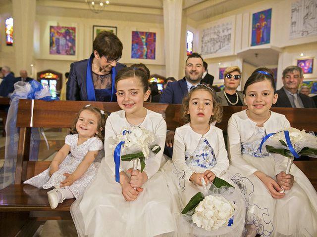 Il matrimonio di Michele e Clarissa a San Benedetto del Tronto, Ascoli Piceno 30